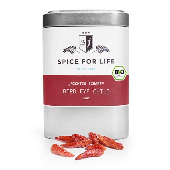 Birdseye Chillies, bio
